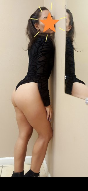 Nisrin escort in Ludington and nuru massage