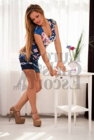 Balbine live escort and erotic massage