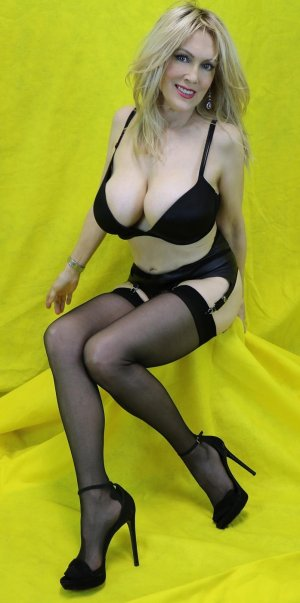 Sylvine escort girl, nuru massage